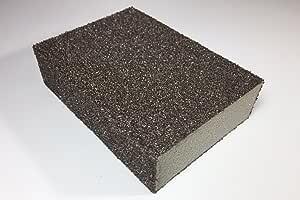 FixtureDisplays SS100 Sandbar Sanding Block Surface Abrasive Block, Pack of 4 Sanding Blocks 17406