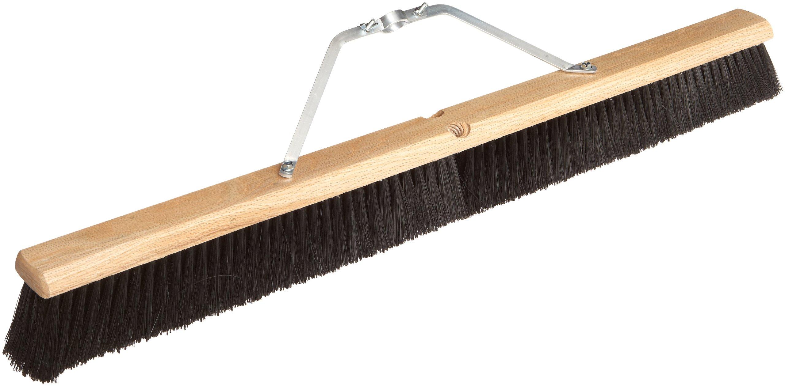 No. 20 Line Floor Brushes - 36'' floor brush w/m60 2d4b1d