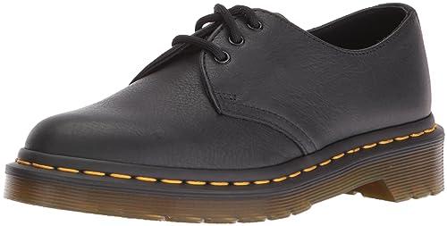 bästa skor nyanlända grossistuttag Dr. Martens Women's 1461 Virginia Black Derbys: Amazon.co.uk ...