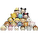 Disney Tsum Tsum Lot de 20gommes à collectionner empilables Puzzle 3D
