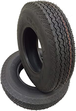 Amazon.com: 2 Neumáticos para remolque de motocicleta de ...