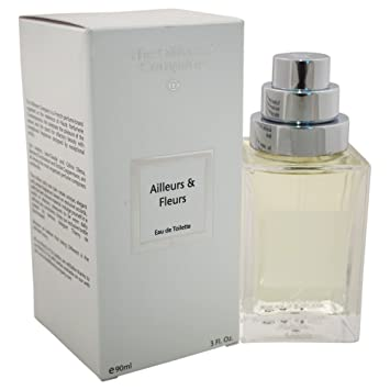Un Eau Different Et Fleurs De En Toilette D'ailleurs Company Parfum lFKcT1J