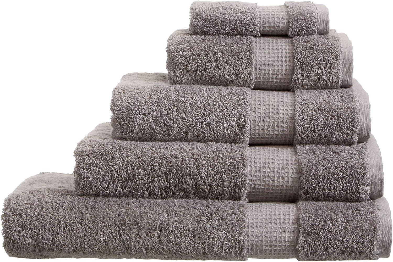 QM-Bedding® - Toalla de Mano de algodón Egipcio de 700 g/m², Uso Diario, algodón, Azul Pastel, Toalla de baño Jumbo: Amazon.es: Hogar