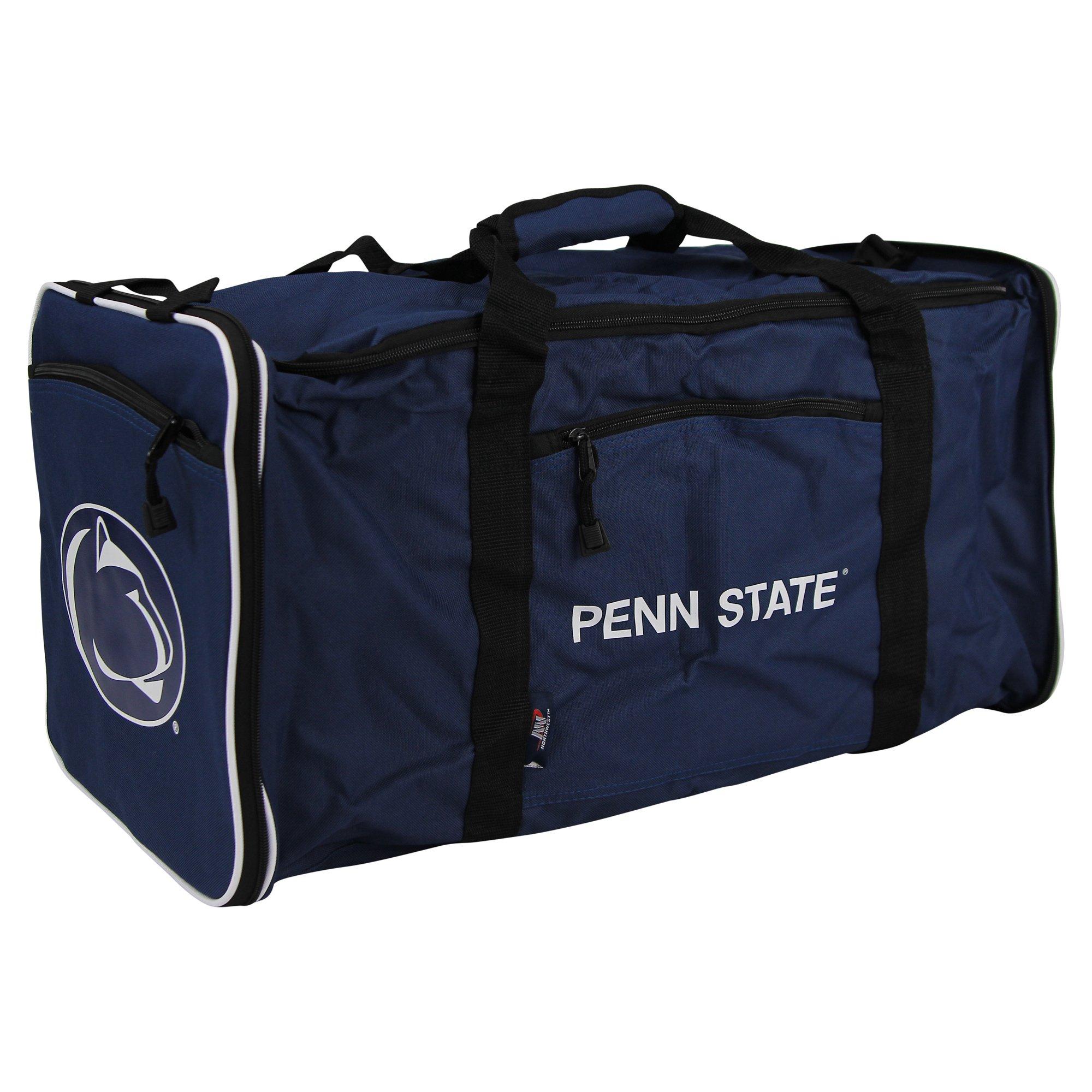 NCAA Team Logo Extended Duffle Bag (Penn State Nittany Lions)