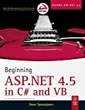 Beginning ASP.NET 4.5 in C# and VB (WROX)