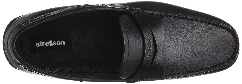 Strellson Dustin Mocassin II - Mocasines Hombre, color negro (900), talla 47 EU (12 UK): Amazon.es: Zapatos y complementos
