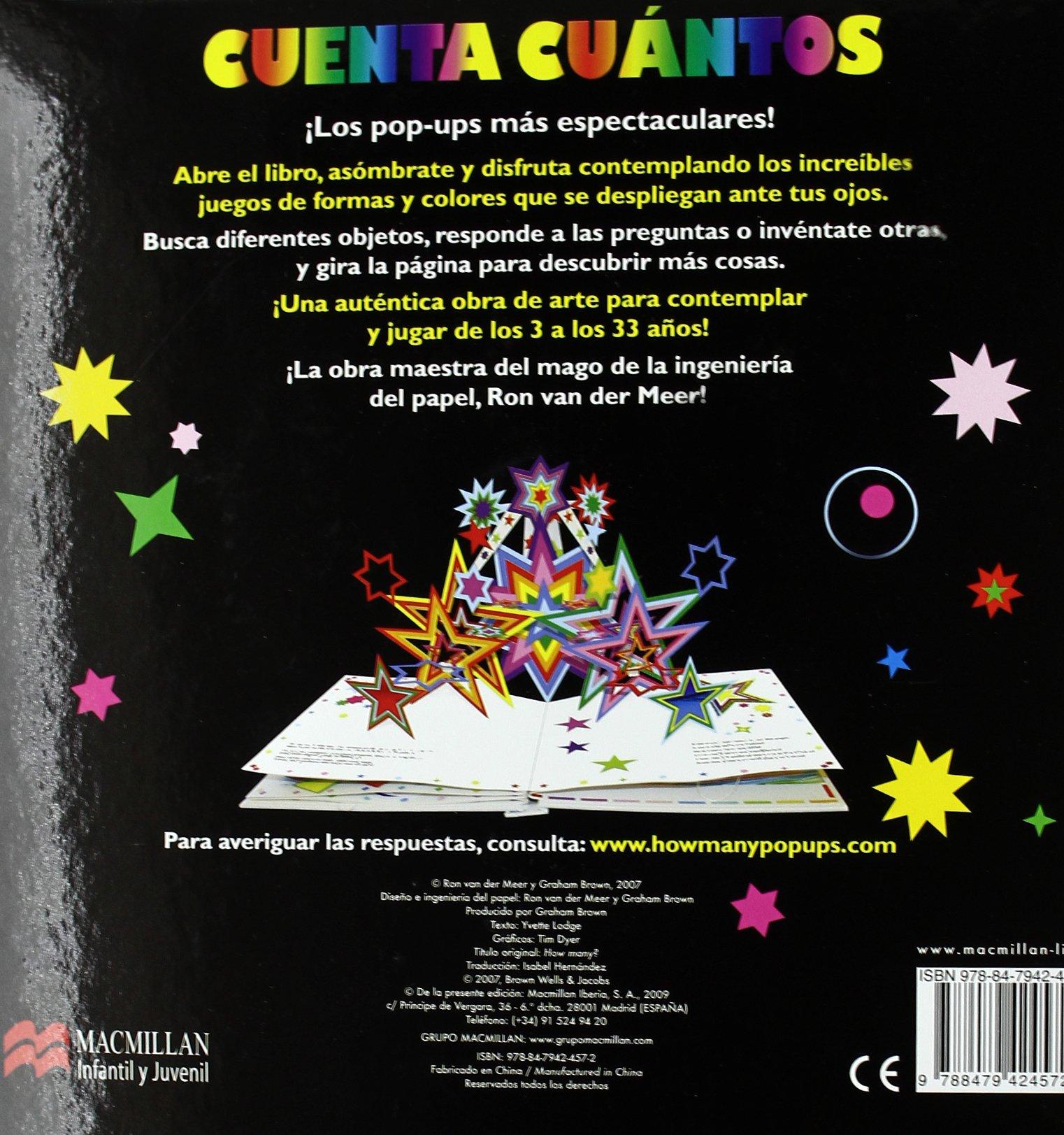 Cuenta Cuantos (Infantil Y Juvenil): Amazon.es: Van der Meer ...