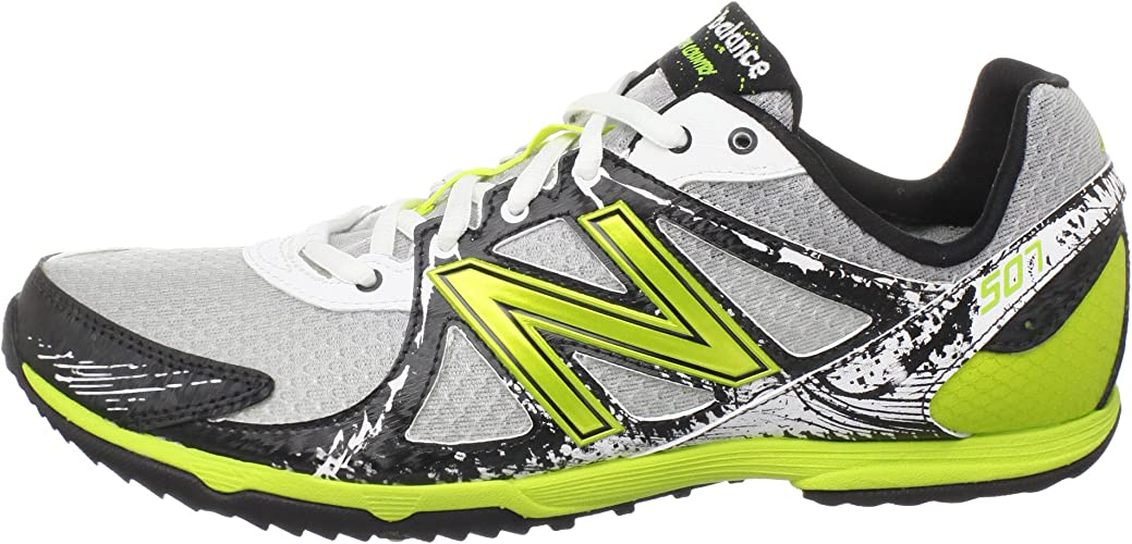maletero Registro comerciante  Amazon.com   New Balance Men's Cross Country 507 V1 Running Shoe   Running