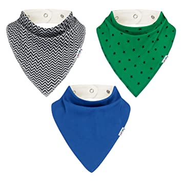 Large Bandana Bibs for Children 4 Years//Special Needs Bibs//Suitable for Chil...