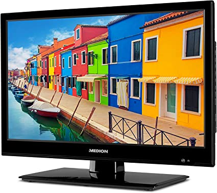 Medion Life P13174 47 Cm Fernseher Schwarz Elektronik