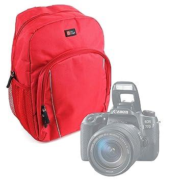 Mochila para cámaras réflex Canon EOS 100d | 1100d | 6d | 700d ...