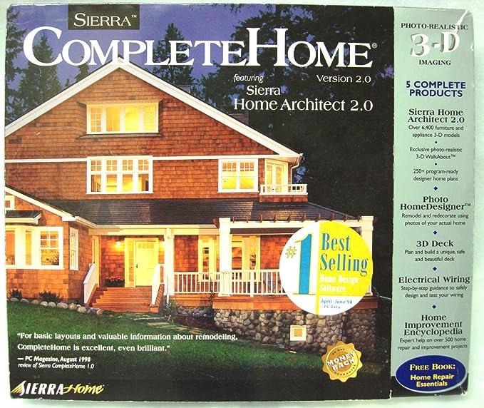 design home wiring amazon com sierra complete home version 2 0  amazon com sierra complete home