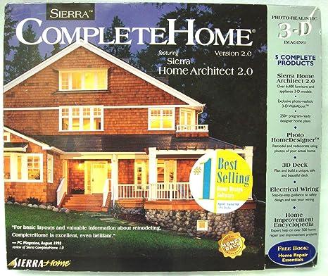 Amazon.com: Sierra Complete Home Version 2.0