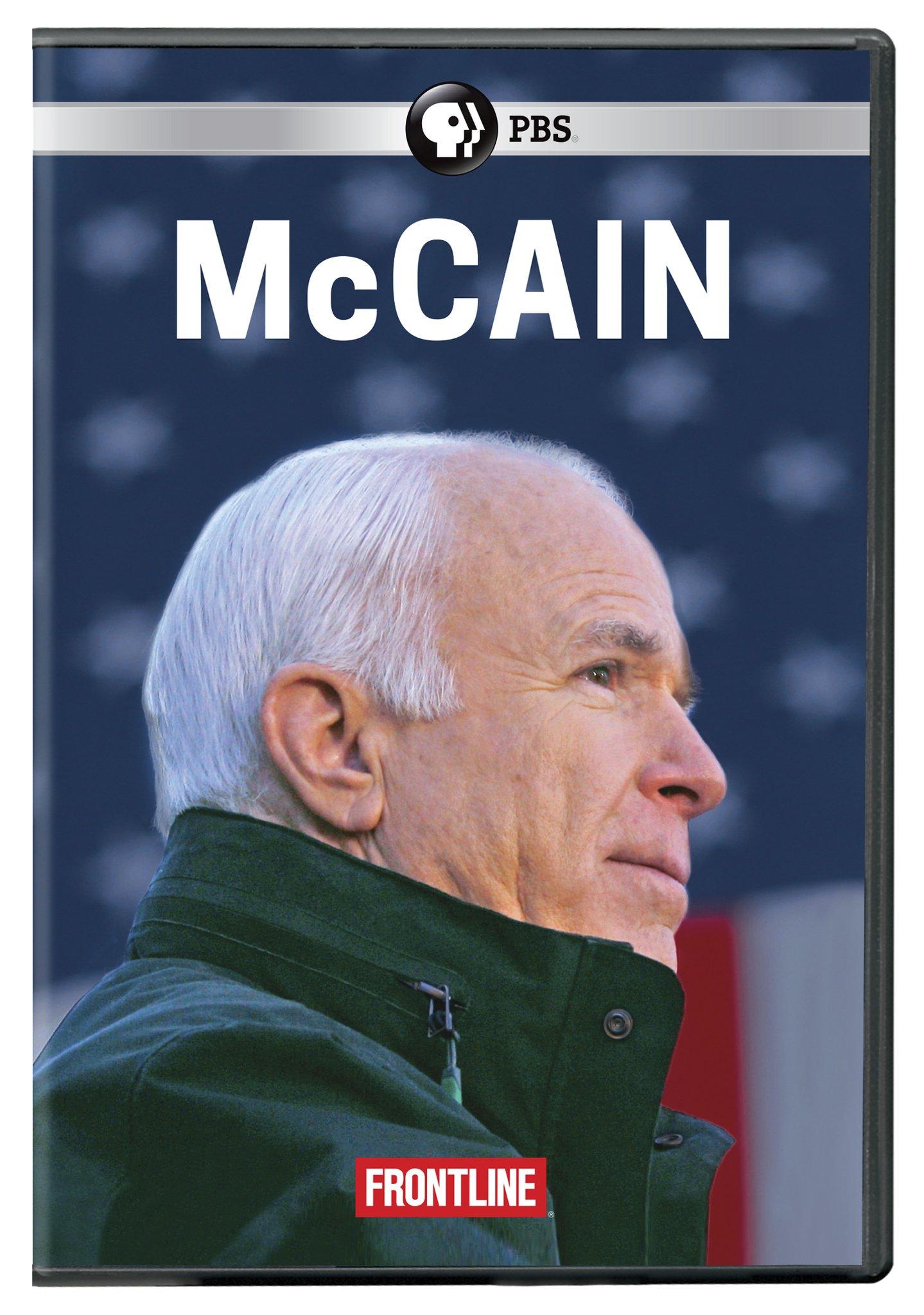 FRONTLINE: McCain - DVD