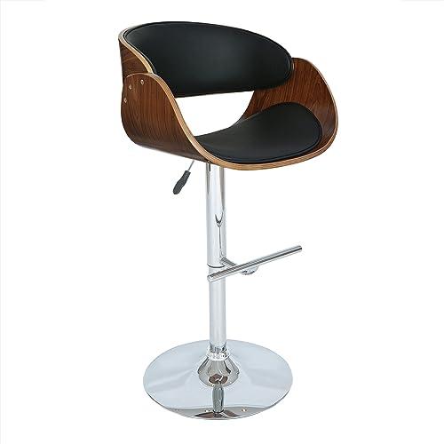 Porthos Home Monroe Adjustable Modern Barstool