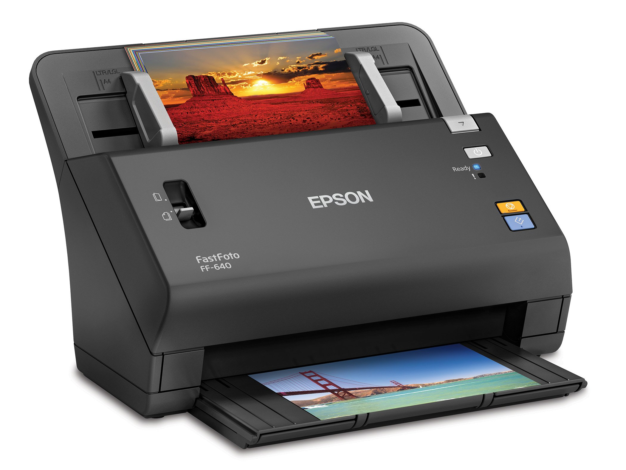 Epson FastFoto FF-640 High-Speed Photo Scanning System with Auto Photo Feeder by Epson (Image #2)