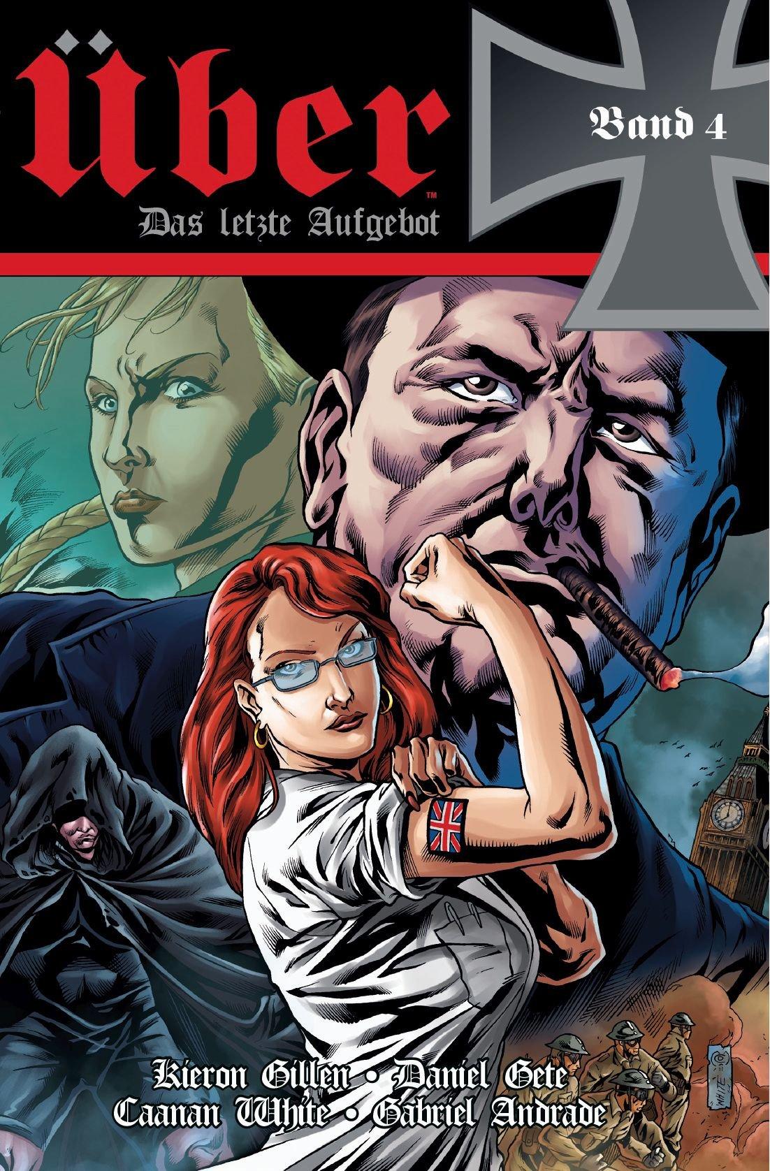 Über – Das letzte Aufgebot: Bd. 4