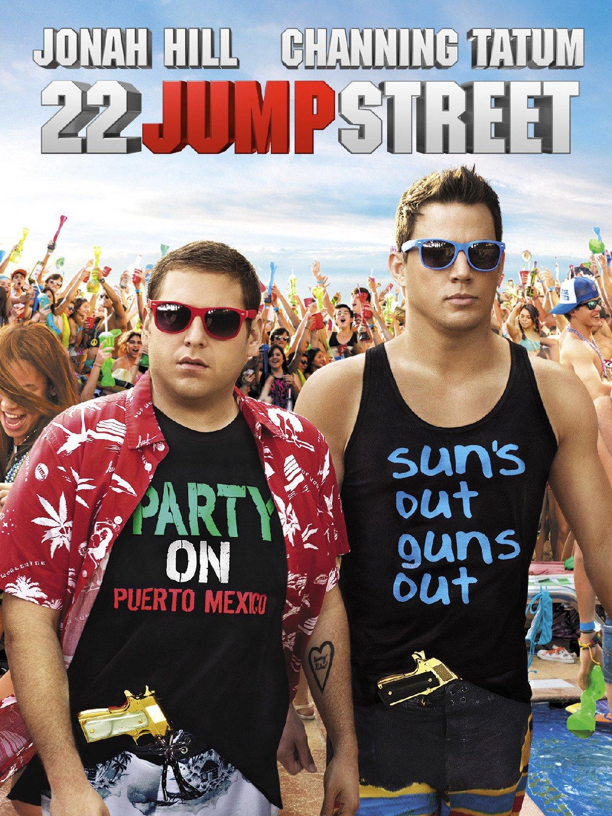 Watch 22 Jump Street | Prime V...