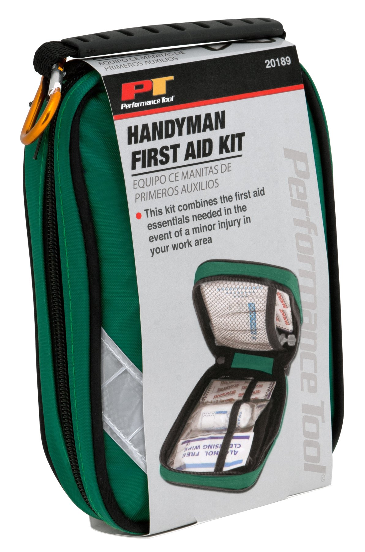 Performance Tool 20189 Handyman First Aid Kit
