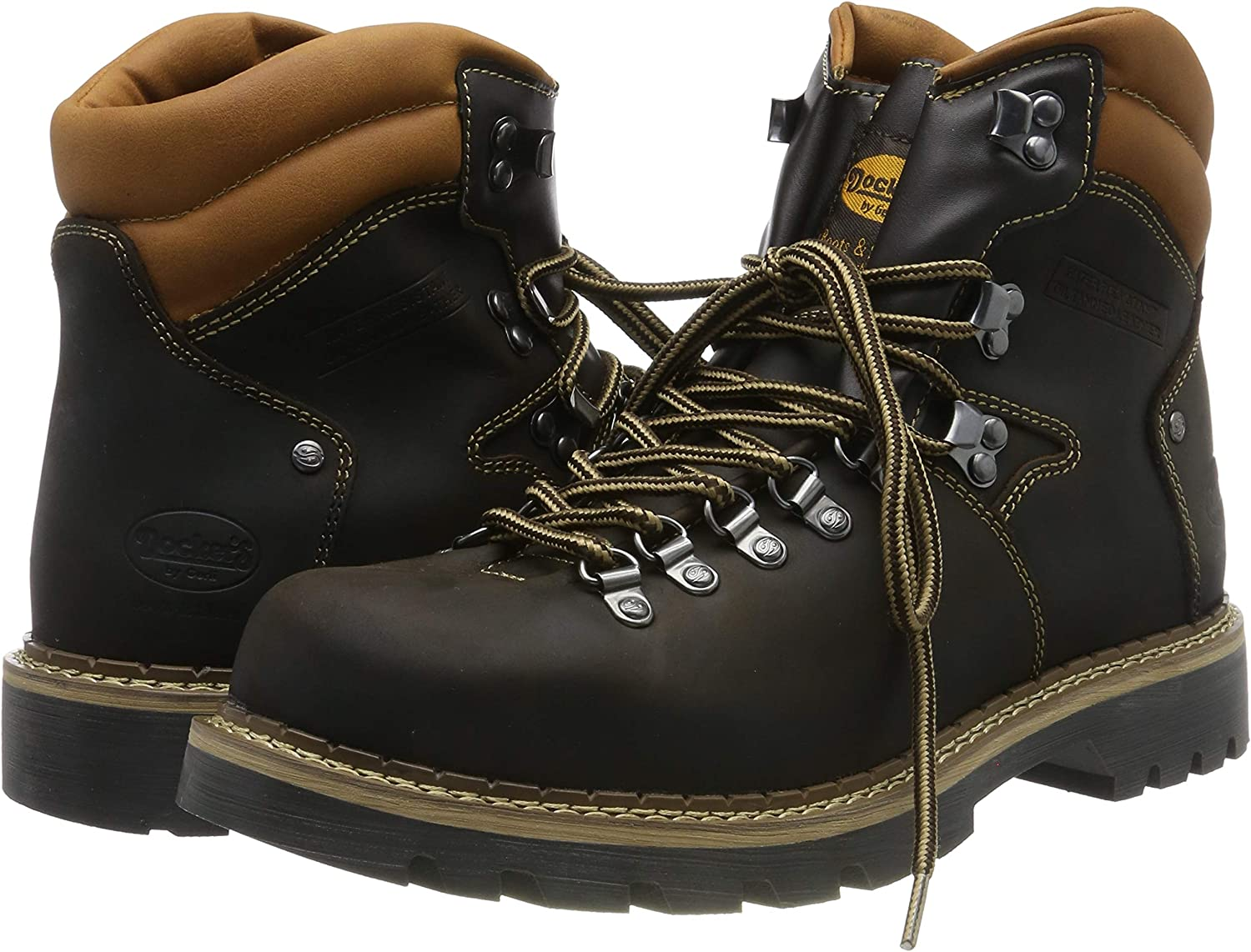 Bottes Rangers Homme Dockers by Gerli 45nb004
