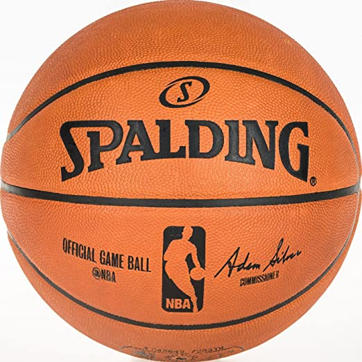 25 X Spalding NBA Gameball Replica 3001511010317 Game Balón de ...
