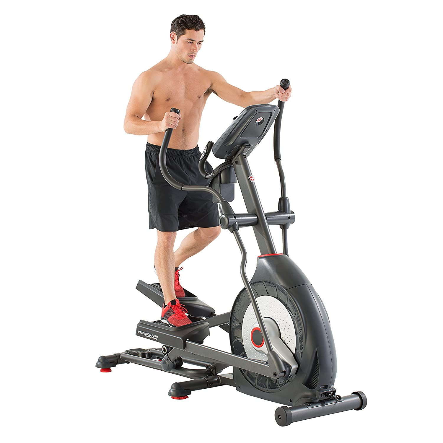 Robust Elliptical Machine