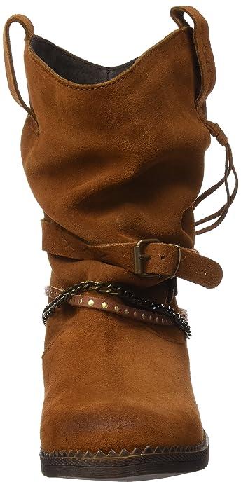Coolway Birk 2904217000100I, Botas Mujer, Marrón Cuero (CUE), 36 EU: Amazon.es: Zapatos y complementos