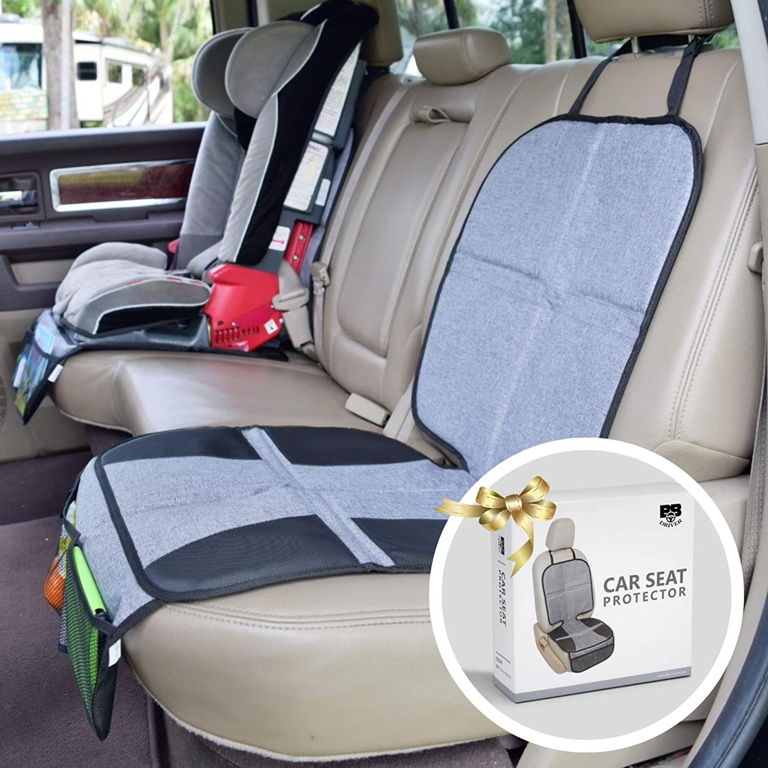 BB Driver Car Seat Protector for Child