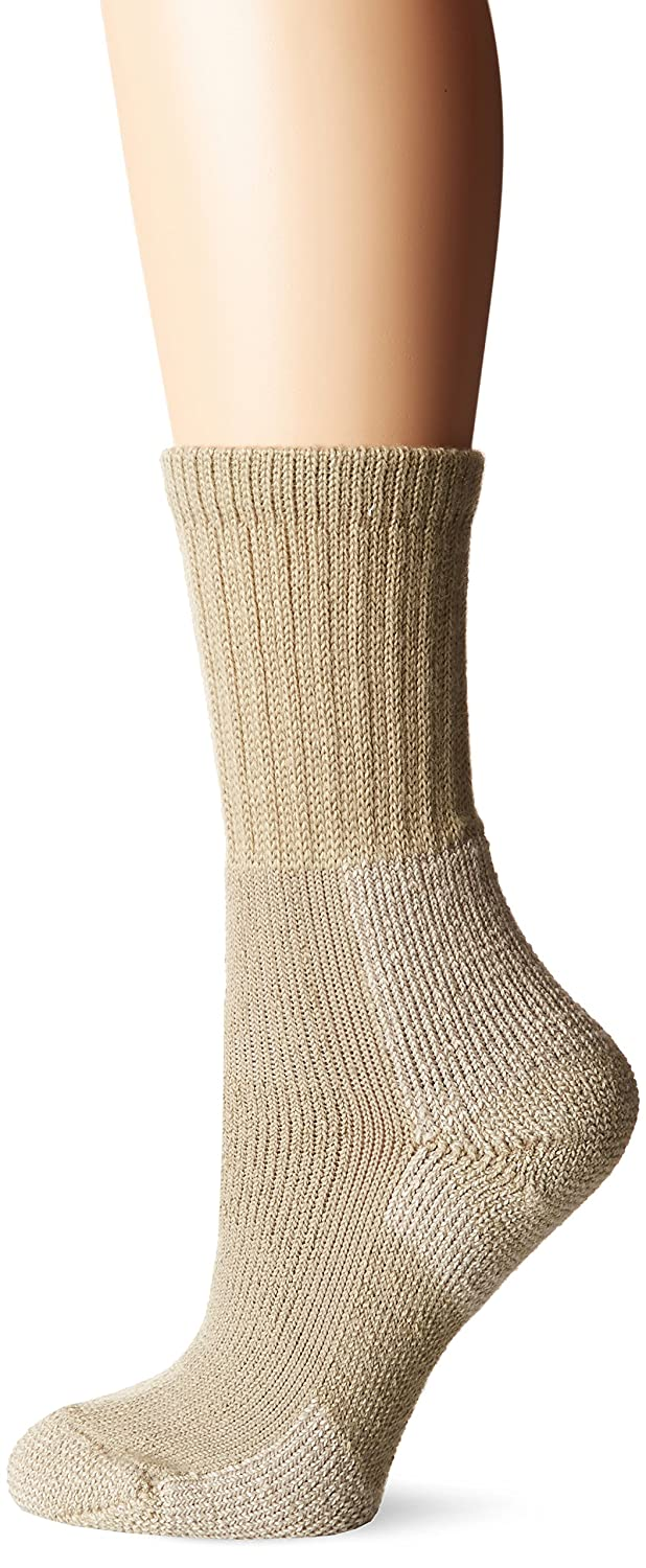 Men's - Women's Hiking Wool Blend Thick Padded Crew Socks Thorlos KLT