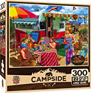 MasterPieces Campside - Trip to The Coast 300Pc Ezgrip Puzzle