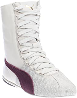 08981acde19 Amazon.com  PUMA Women s Eskiva Very HI Wn s Boxing Shoe  Puma  Shoes