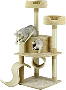 "Go Pet Club 55"" Cat Tree"