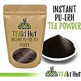 TEAki Hut Organic Instant Pu-erh Tea Powder (2 oz / 40 servings)