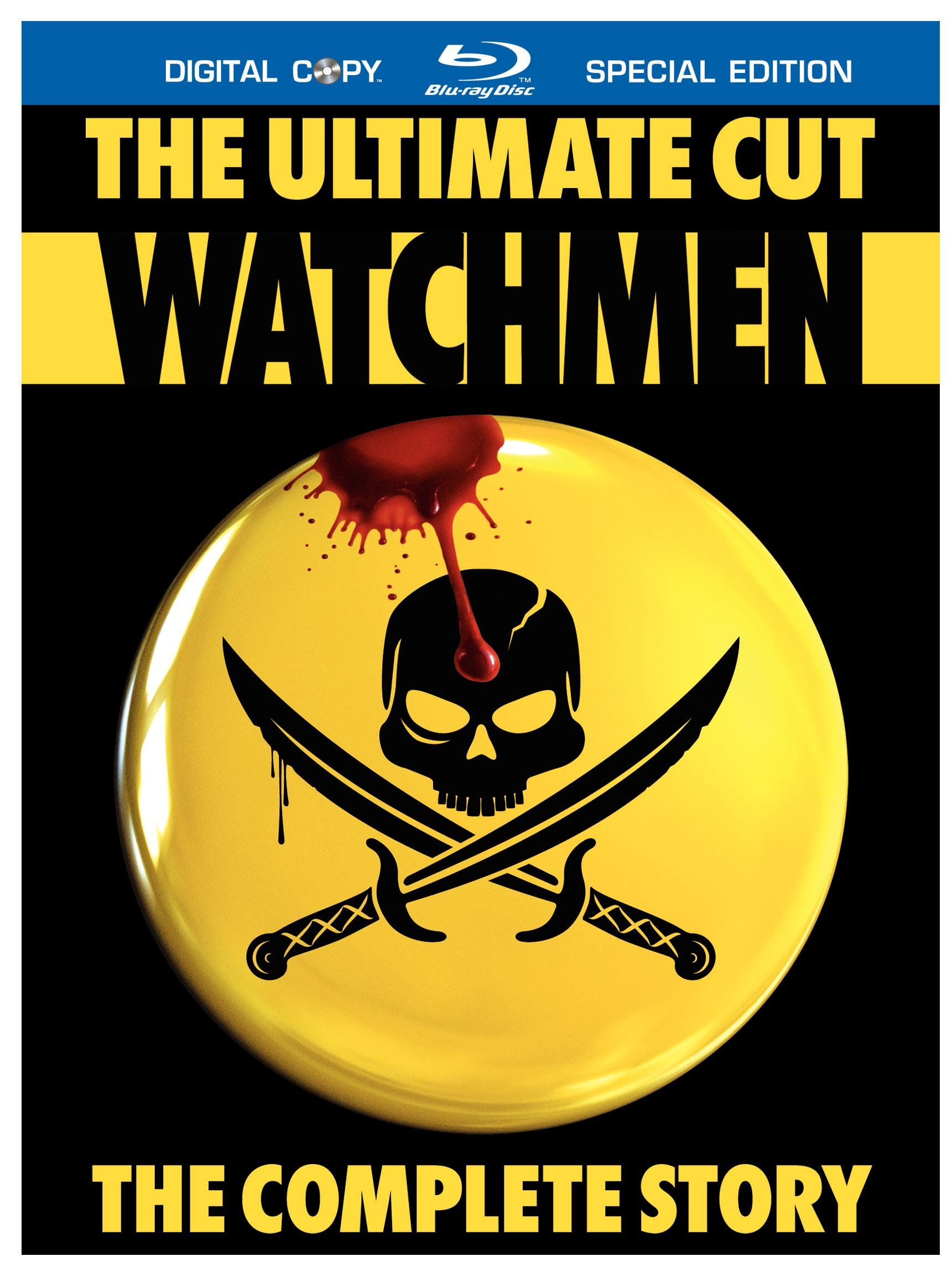 Watchmen: The Ultimate Cut [Blu-ray] by Warner Home Video
