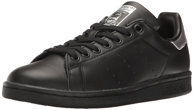 adidas Originals Women's Stan Smith Fashion Sneakers B01HNF81XM 10.5 B(M) US|Black/Black/Supplier Colour