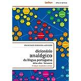 Dicionário analógico da língua portuguesa; ideias afins/ thesaurus