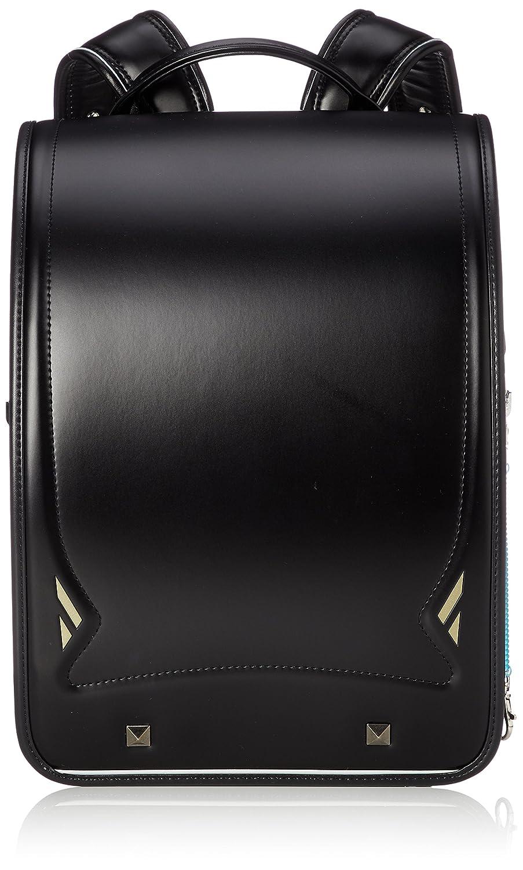 [ふわりぃ] 【公式】ランドセル Royal Collection 2019年度モデル 男児 05-35000 B07BSCL2D1ブラック×ゴールドコンビ