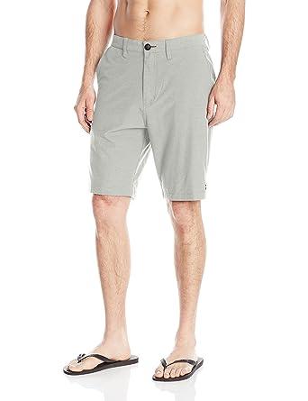 36b28fc7d7 BILLABONG Men's Crossfire X Shorts, Alloy, 44: Amazon.in: Clothing ...