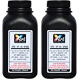 Gps Ricoh Cartridge Refill Toner Powder 100 gms Pack of 2 Bottles. For Use In Sp 100 / SP200 / SP300 / SP310 / SP3400 / SP3410 / SP3500 / SP3510