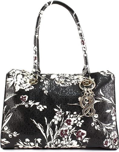 Guess Tamra Society Carryall Black Floral: