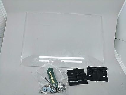 Amazon.com: Completo vidrio de borosilicato Plate Kit For ...
