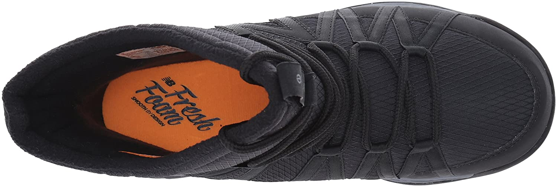 New Shoe Balance Women's BW2000V1 Fresh Foam Walking Shoe New B01CQV3JNU 8 D US Black e742d3