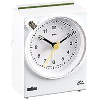 Braun BNC004WH Alarmlı Masa Saati Beyaz