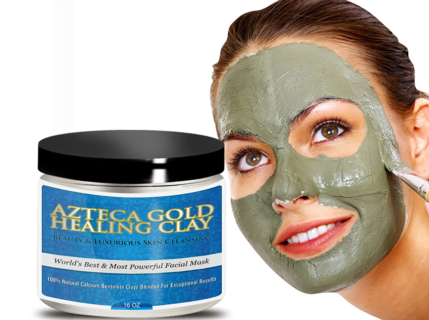 This 100 Natural Clay Face Mask Is Amazons Top-Selling Skin Care Product recommendations