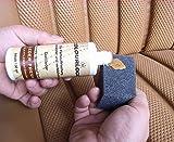 Colourlock Leather Dye 150 ml for Leather Furniture Compatible with Himolla Carmin/Carmine