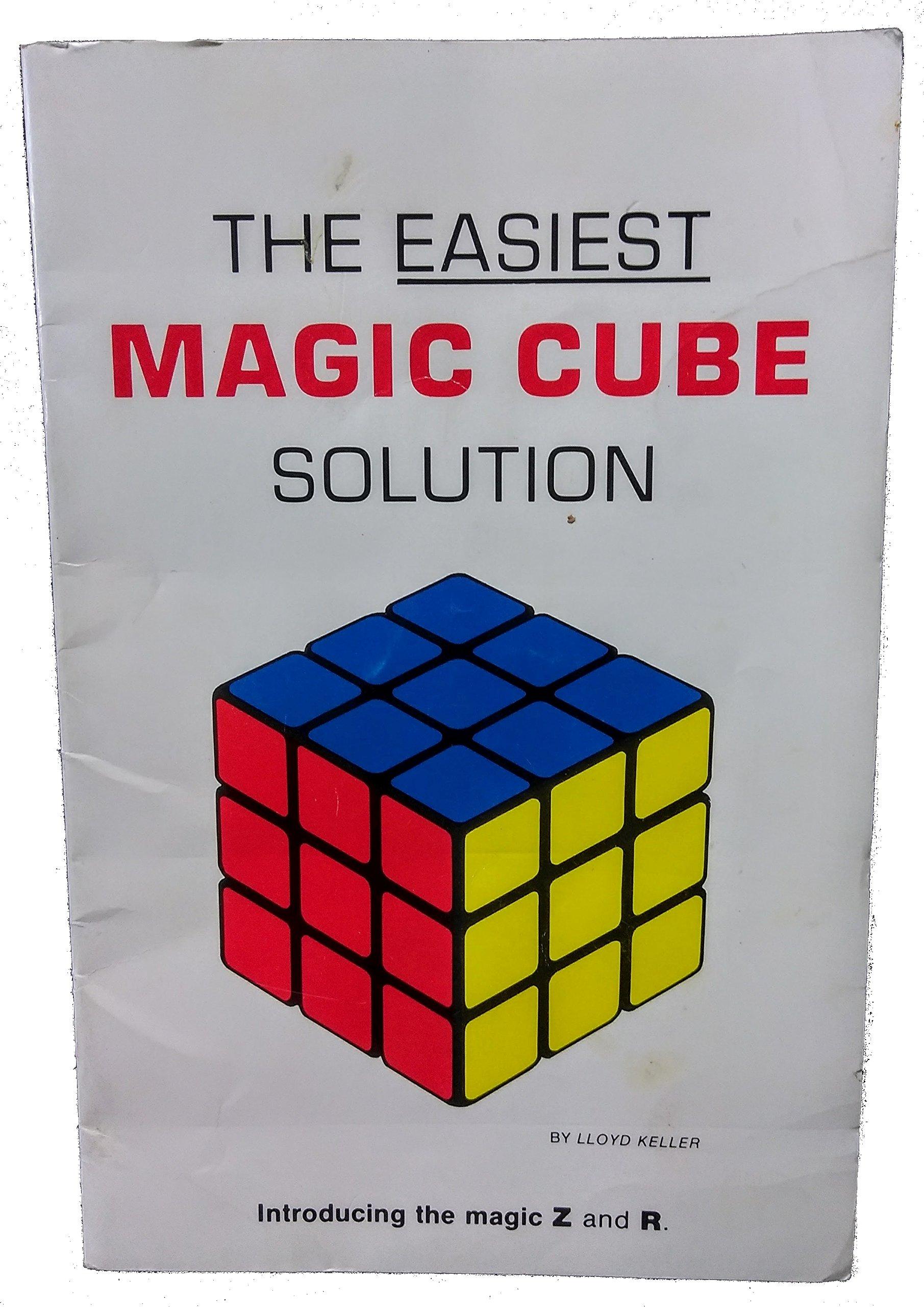 The Easiest Magic Cube Solution Rubiks Lloyd Keller Amazon Books