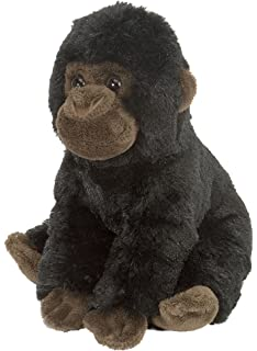 Wild Republic Gorilla Baby Stuffed Animal Plush Toy, Gifts for Kids, Cuddlekins 8 Inches