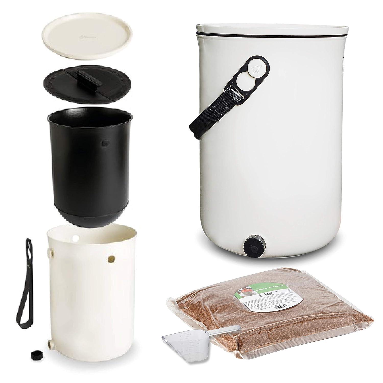 Skaza - Exceeding Expectations Bokashi Organko 2.0 Innovativer Bio Abfalleimer - Küchenkompostbehälter mit Ferment Plastika Skaza d.o.o.