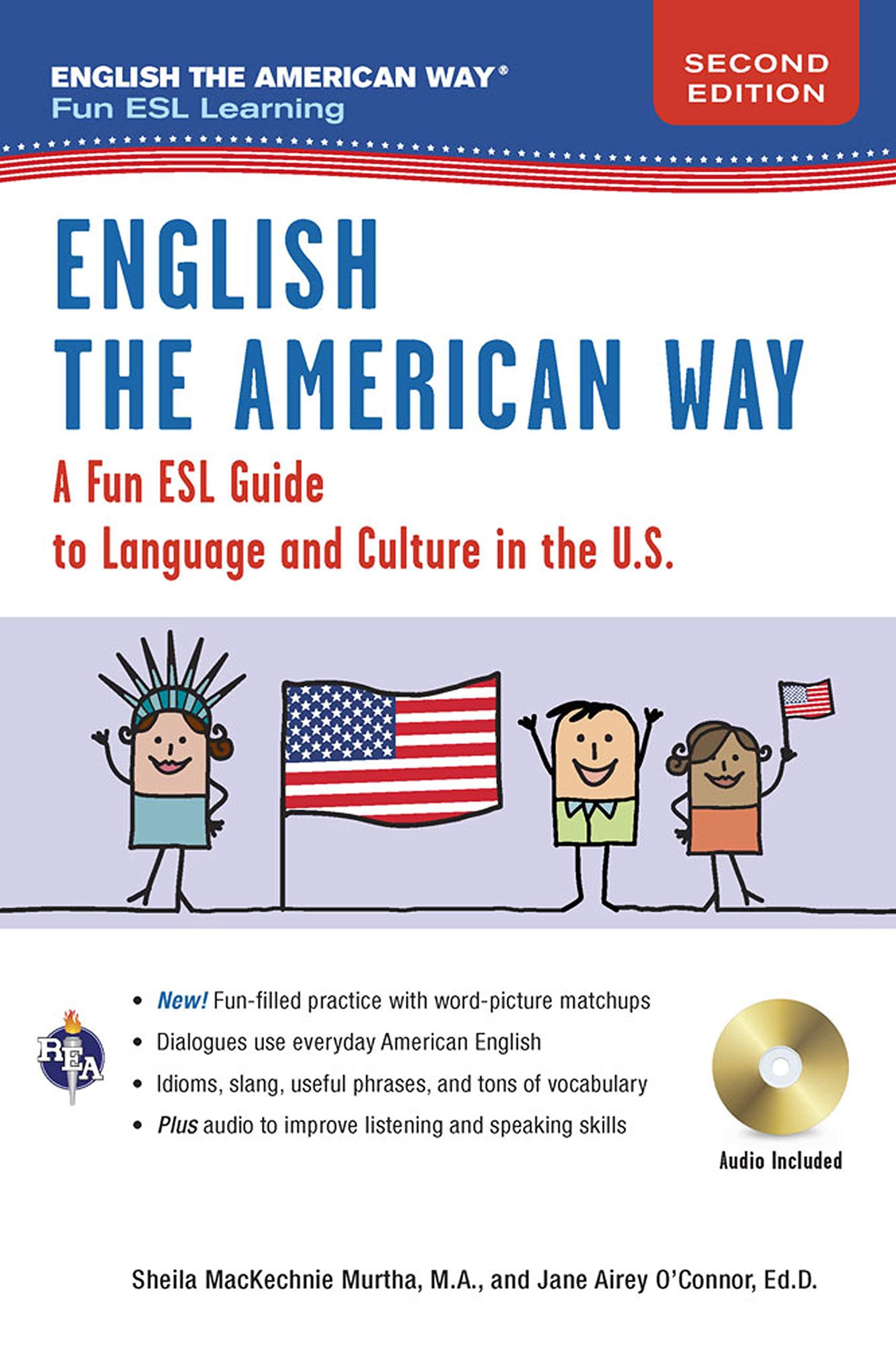 English American Way Language Second product image