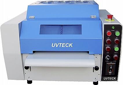 uvteck 13 recubrimiento UV Lavadora 13